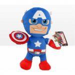 Produits Dérivés Marvel Avengers - Peluche Captain America - 20 Cm