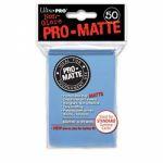 Protèges Cartes Accessoires Sleeves Ultra-pro Standard Par 50 Bleu Mc Matte