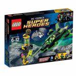 Super Heroes LEGO 76025 - Green Lantern Contre Sinestro