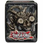 Tin Box Yu-Gi-Oh! 2013 Vague 2 - Redox, Dragon Ruler Of Boulders (redox, Ma�tre Dragon Des Rochers) Anglais