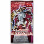 Boosters Cor�en Yu-Gi-Oh! La Temp�te De Ragnar�k - En Coreen
