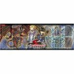 Tapis de Jeu Yu-Gi-Oh! Tapis De Jeu 5d's - Red Dragon Archfiend (dragon Rouge Archdémon), Jack Atlas & Yusei Fudo, Stardust Dragon (dragon Poussière D'etoile)