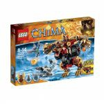 Legends Of Chima LEGO 70225 - L'ours De Bladvic