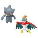 Figurine Pok�mon Pokemon X Et Y - Brutalibr� et Branette