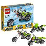 Creator LEGO 31018 - Le chopper