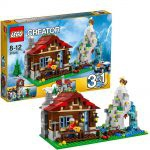 Creator LEGO 31025 - Le Refuge De Montagne
