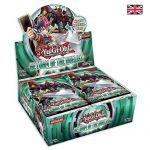 Boosters Anglais Yu-Gi-Oh! Boite De 24 Boosters Return Of The Duelist (le Retour Du Duelliste) - Anglais