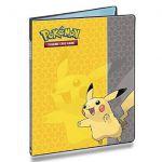 Portfolios Pokémon Portfolio Xy - Pikachu (10 Pages De 9 Cases)
