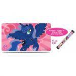 Produits Dérivés Accessoires Tapis De Jeu - My Little Pony - Princess Luna Avec Tube De Protection