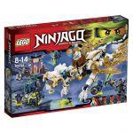 Ninjago LEGO 70734 - Le Dragon De Maître Wu