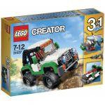 Creator LEGO 31037- Les Véhicules De L'aventure