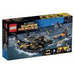 Super Heroes LEGO 76034 - La Poursuite En Batboat Dans Le Port