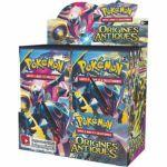 Pokémon Boite De 36 Boosters Xy - Origines Antiques (carton De 36 Blisters)