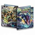 Portfolio Pokémon Portfolio Xy - Origines Antiques - Mega Rayquaza Et  Primo-groudon (10 Pages De 9 Cases)