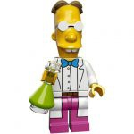 Minifigures The Simpsons 2.0 LEGO - 09 - Professeur Frink
