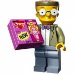 Minifigures The Simpsons 2.0 LEGO - 15 - Waylon Smithers