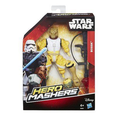 Star Wars Hero Mashers Bossk