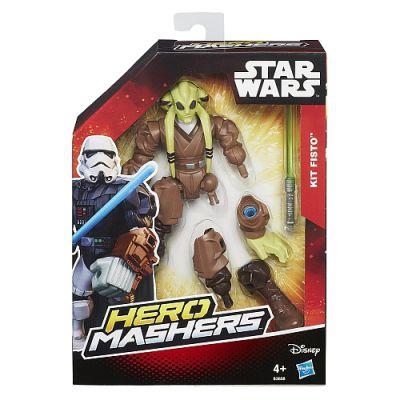 Star Wars Hero Mashers Kit Fisto