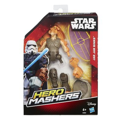 Star Wars Hero Mashers Jar Jar Binks