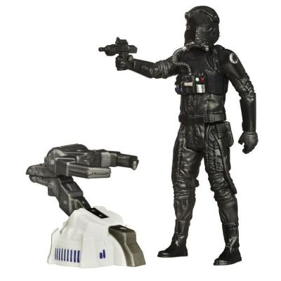 Star Wars Figurine 10cm Tie Fighter Pilot