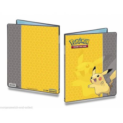 Portfolios Xy - Pikachu (10 Pages De 4 Cases)