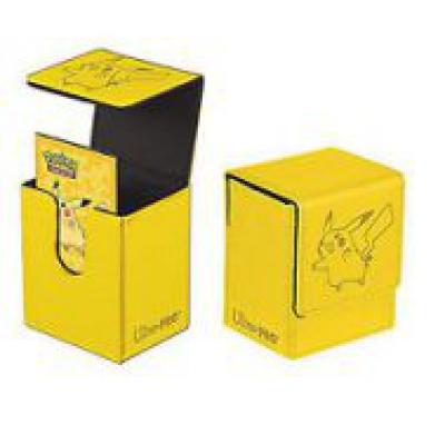 Boites de Rangement Deck Box Pokemon - Flip Box - Pikachu