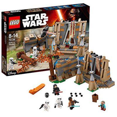 Star Wars 75139 - La Bataille De Takodana