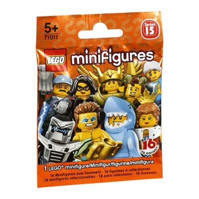 Minifigures Minifigures Série 15 -71011