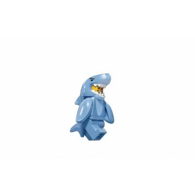 Minifigures Série 15 -71011 - L'homme En Costume De Requin N°13