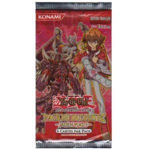 Boosters Fran�ais Pack Du Duelliste Jaden Yuki 3