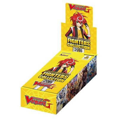 Boosters Boite De 10 Boosters G Fighters Collection 2016