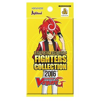 Boosters G Fighters Collection 2016