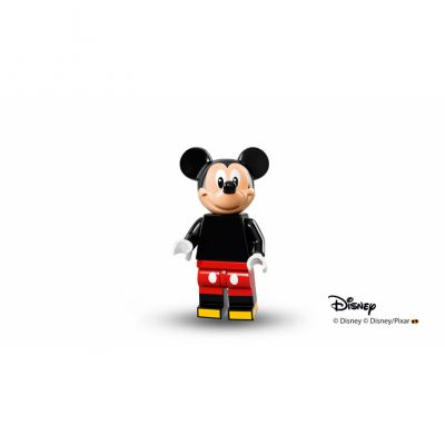 Minifigures Disney Minifigures Lego Série Disney - 71012 - Mickey Mouse N°12