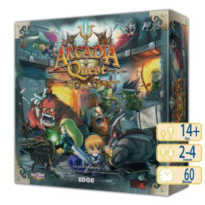 Exploration Arcadia Quest