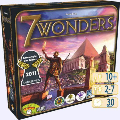 Gestion 7 Wonders