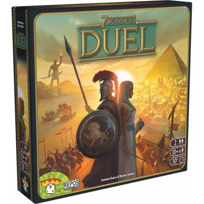 Jeu de cartes 7 Wonders : Duel