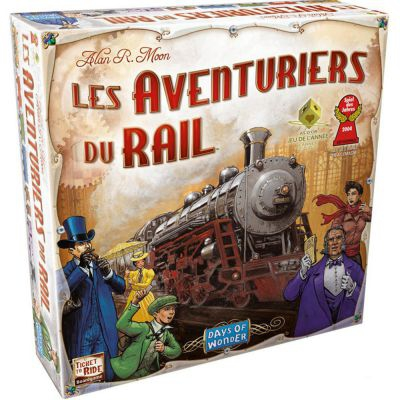 Gestion Les Aventuriers Du Rail