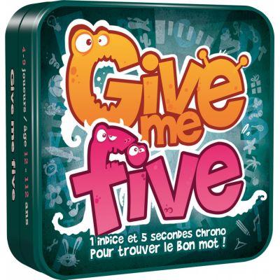Réflexe Give Me Five