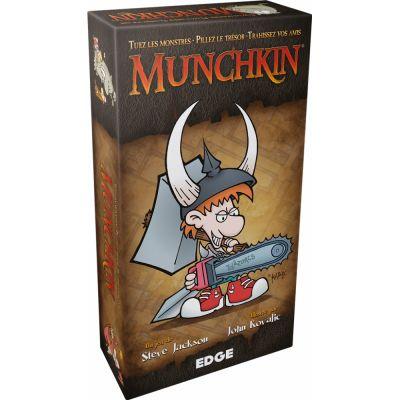 Jeu de carte Munchkin