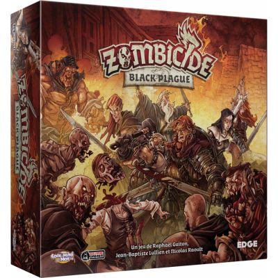 Coopératif Zombicide Black Plague