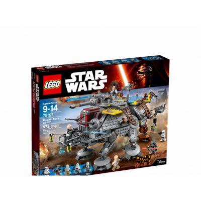 Star Wars 75157 - L'at-te Du Capitaine Rex