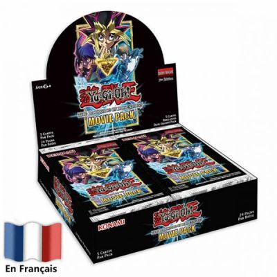 Boosters Français Boite De 24 Boosters - The Dark Side Of Dimensions Movie Pack (Original - Ultra Rare)