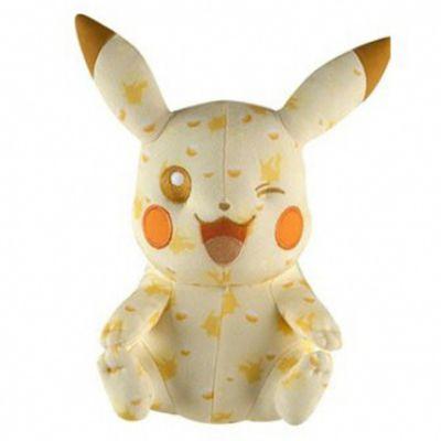 Peluches Peluche Pokemon Pikachu Spécial Anniversaire 20 Ans