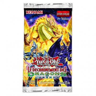 Boosters Français Dragons De Légende 3 - Le Déchaînement Des Dragons De Légende