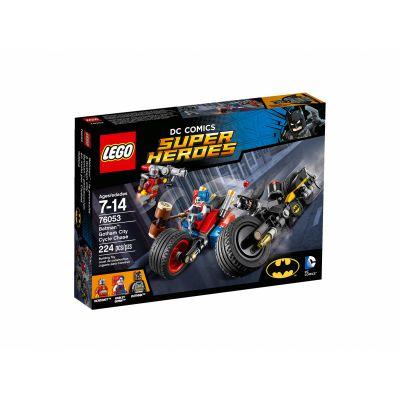 Super Heroes 76053 - Batman : La Poursuite À Gotham City