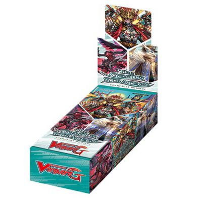 Boosters Boite De 12 Technical Boosters G-tcb02 - The Genius Strategy