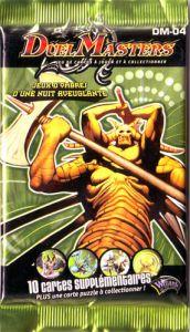 Boosters Edition Jeux D'ombres D'une Nuit Aveuglante - Serie 4