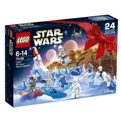 Star Wars 75146 - Calendrier De L'avent Lego Star Wars