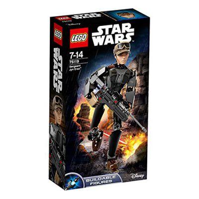 Star Wars Lego Star Wars Rogue One - 75119 - Sergente Jyn Erso