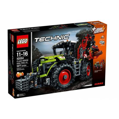 Technic Lego Technic - 42054 - Claas Xerion 5000 Trac Vc